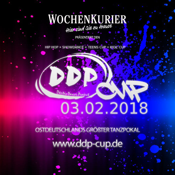DDP-Cup 2018 in Dresden